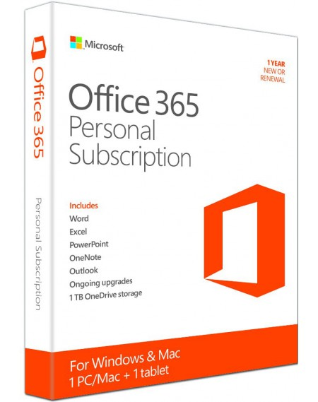 Office 365 Personnal