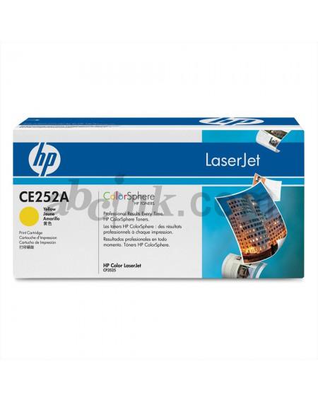 Toner Jaune Color LaserJet 3525