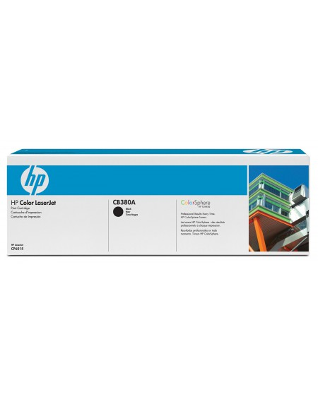 Toner Noir Color LaserJet 6015