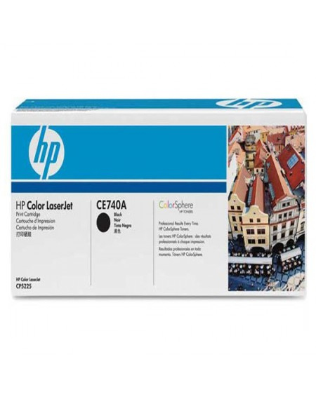 Toner Noir Color LaserJet 5225