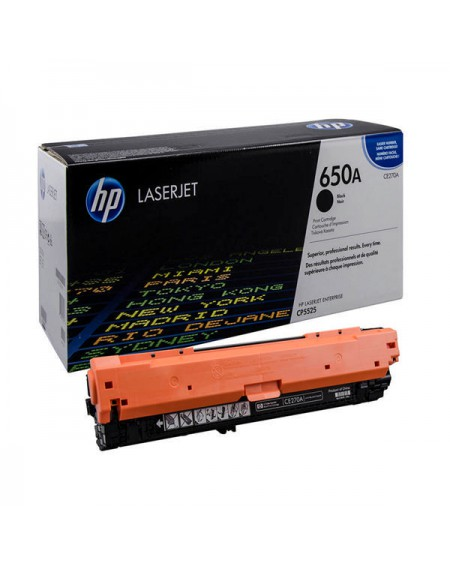 TONER NOIR COLOR LASERJET 5525