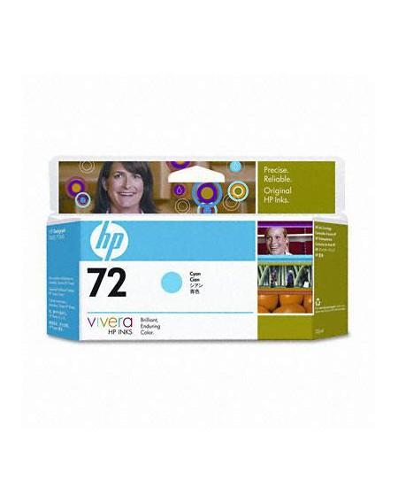 Cartouche HP Cyan N°72 T1100