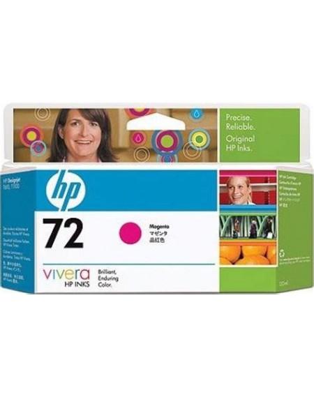 Cartouche HP Magenta N°72 T1100