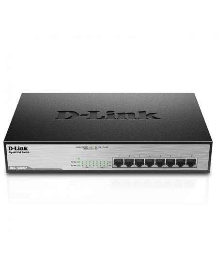 Gigabit Unmanaged Switche 8 Port