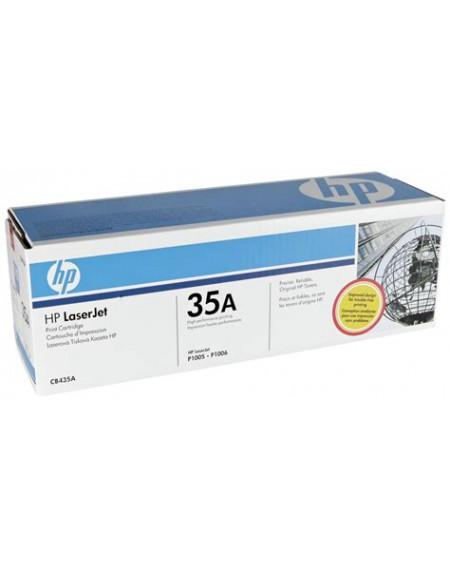 Toner Noir HP LaserJet P1005/1006